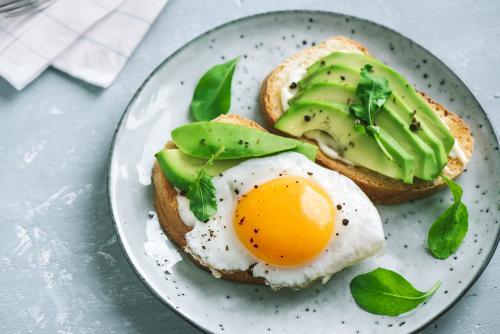 7 motivos para comer huevo en el desayuno