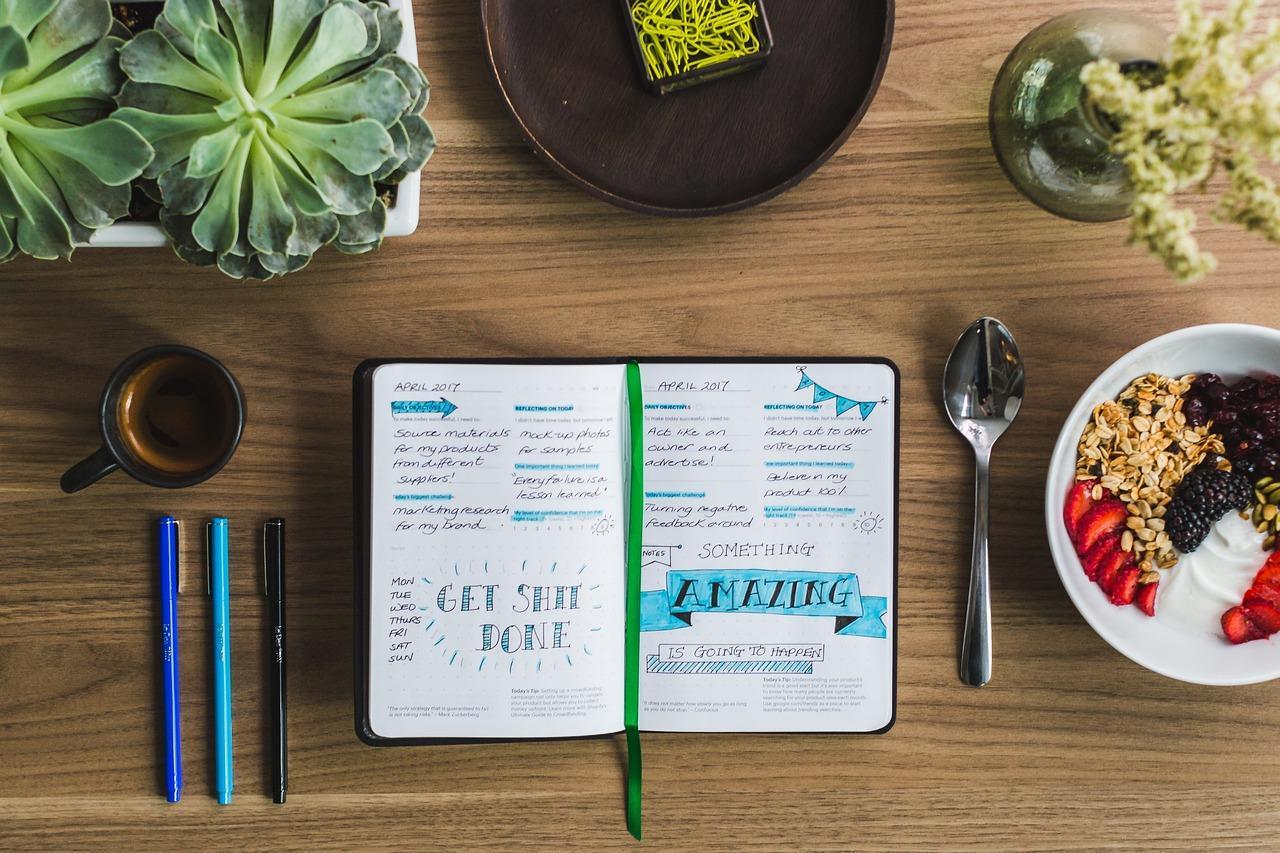Cómo mejorar tu productividad laboral con una buena alimentación