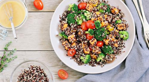 Almuerzos saludables para la semana: 5 recetas que puedes preparar en 20 minutos