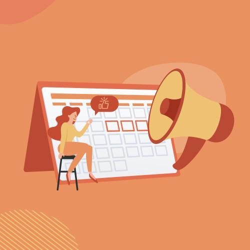 Calendario de contenidos para redes sociales en 9 pasos (2020)