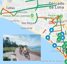 ¡A pedalear este verano! Estas son todas las ciclovías de Lima y Callao