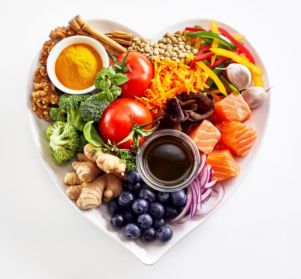 10 alimentos que te ayudan a cuidar la salud de tu corazón