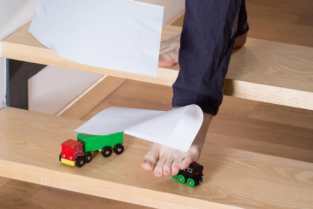 5 accidentes caseros que se pueden prevenir