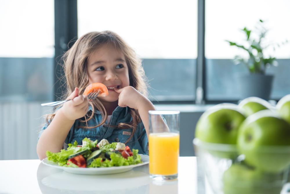 6 formas de reforzar el sistema inmunológico en niños