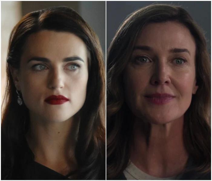 Lena y Lillian - 'Supergirl'