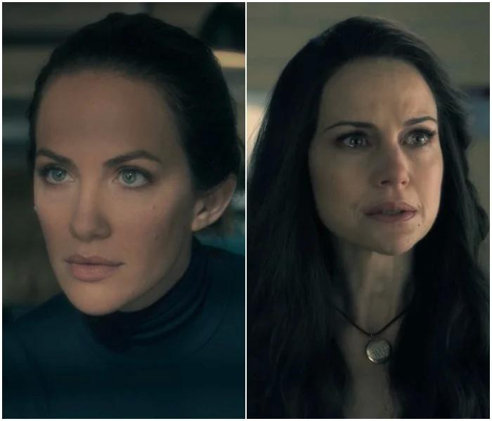 Theodora y Olivia - 'The Haunting Of Hill House'