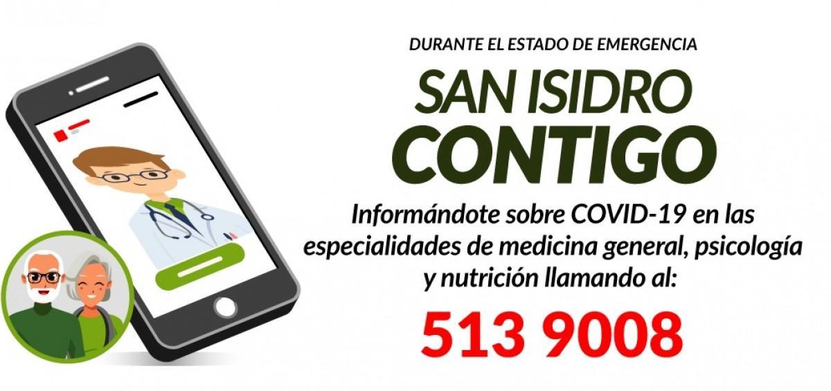 atención médica a distancia en Lima