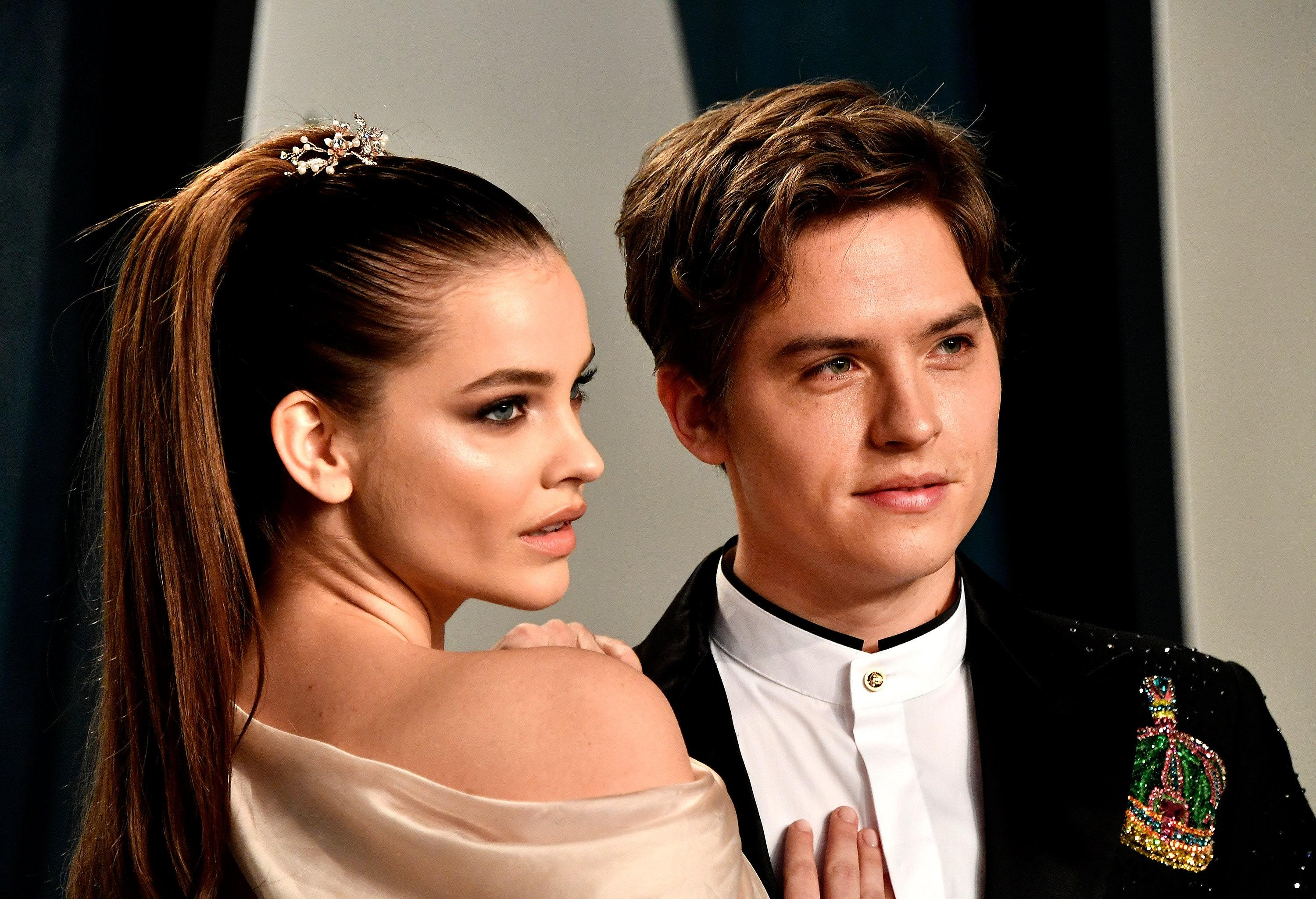 Barbara Palvin y Dylan Sprouse
