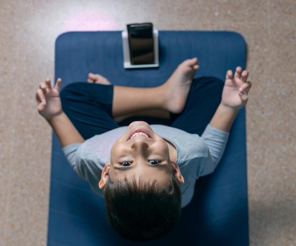 Yoga para niños: ¿cuáles son sus beneficios?