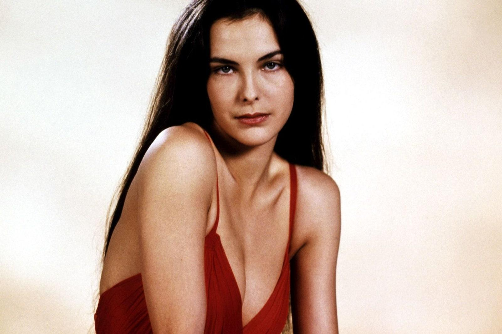 Carole Bouquet (Melina Havelock) / 'For Your Eyes Only'