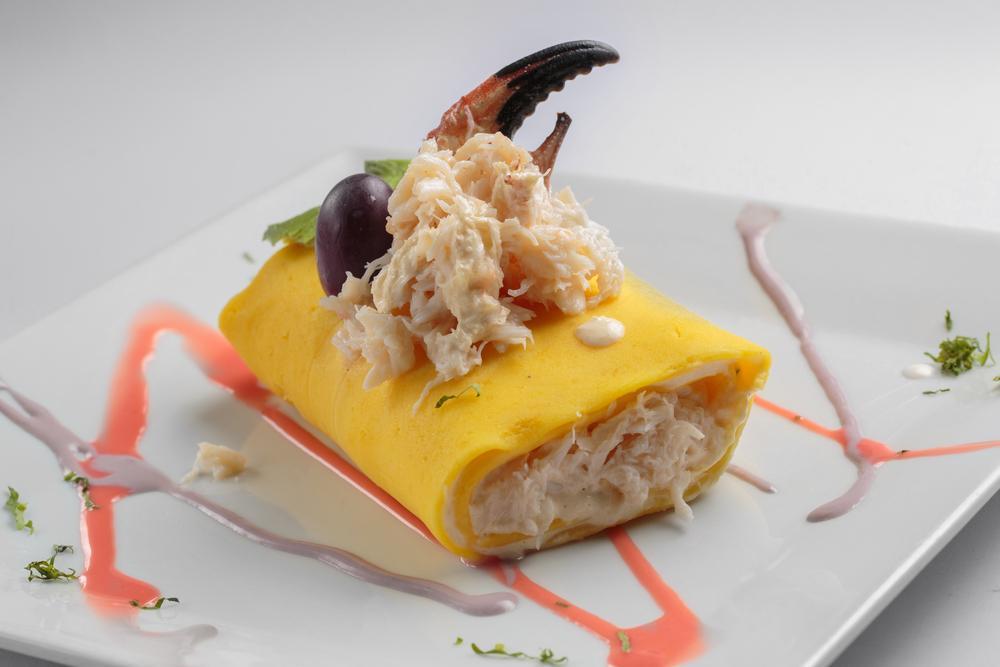 recetas saludables causa de pulpa de cangrejo