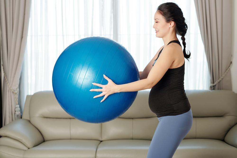Cómo asegurar un embarazo saludable durante la cuarentena