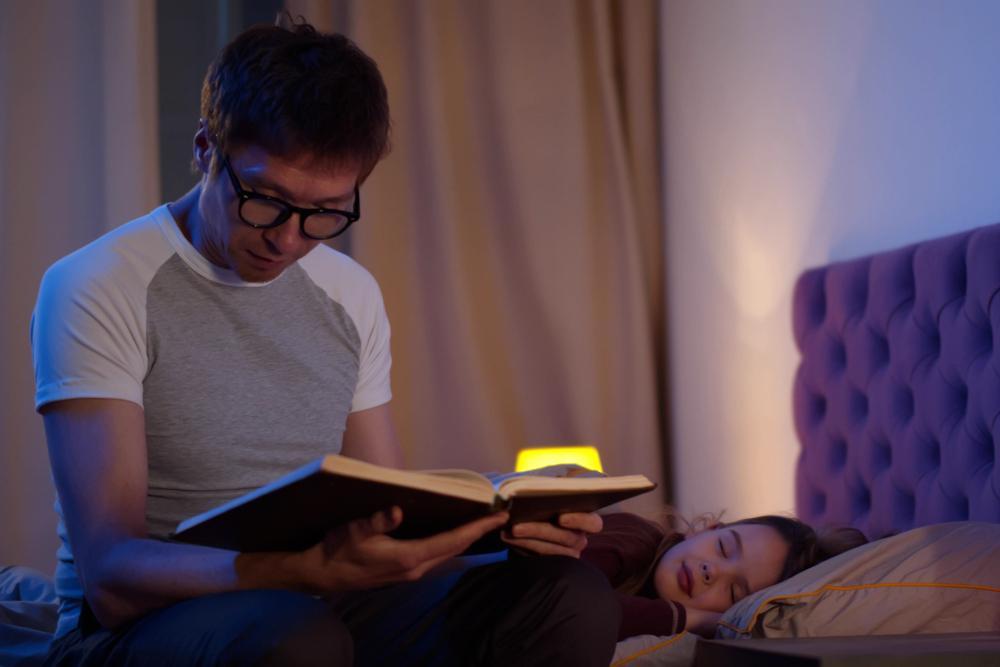 ¿Cómo ayudar a los niños a dormir sin tener pesadillas?