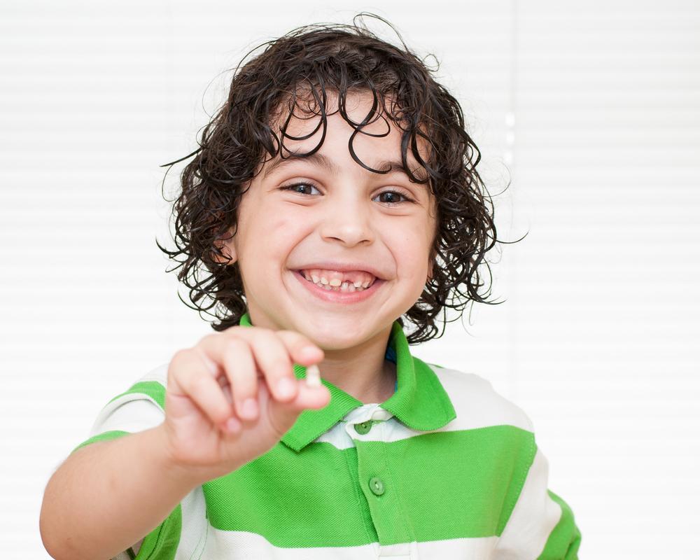 como cuidar los dientes de leche