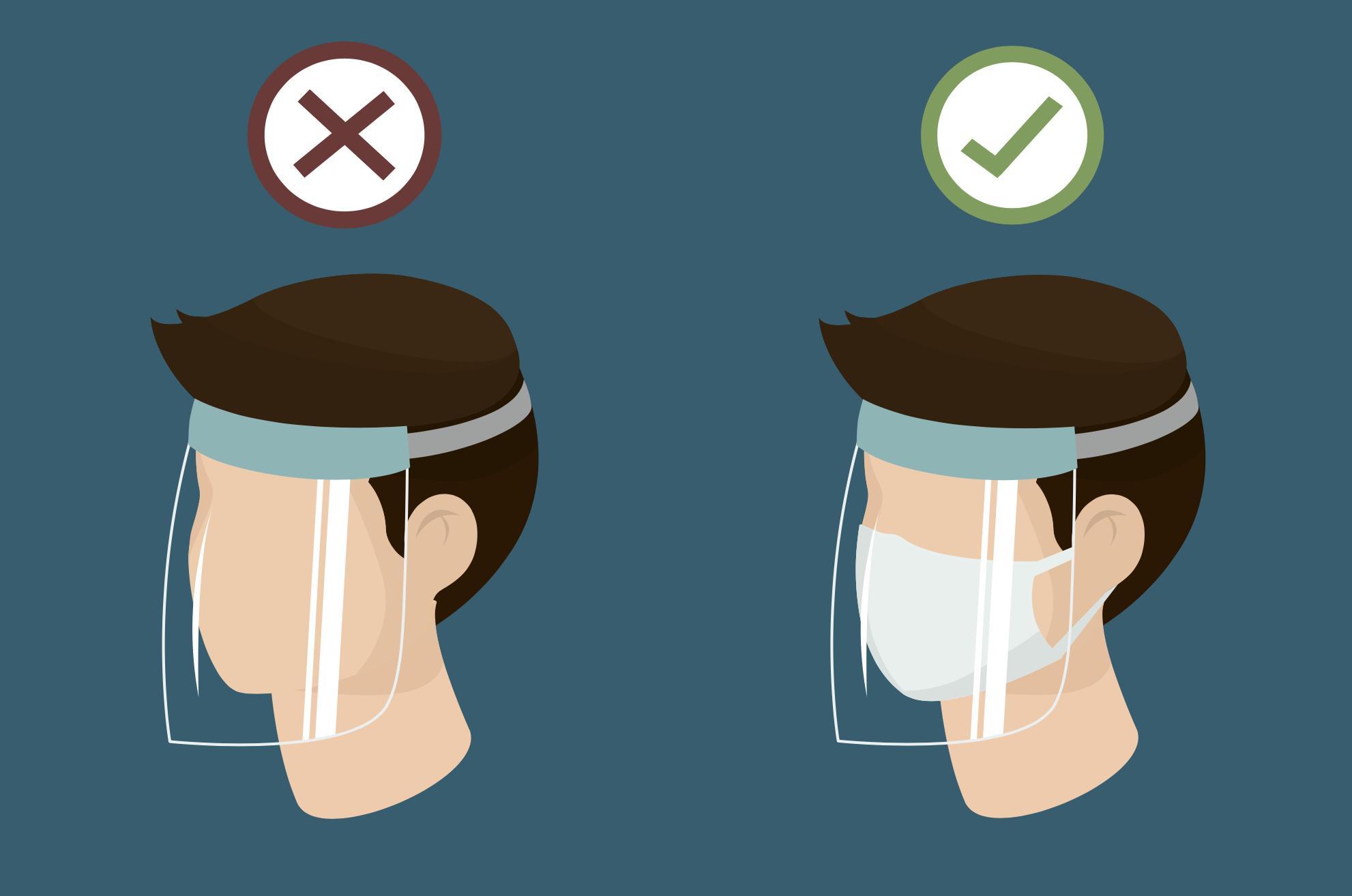 Cómo elegir el protector facial adecuado para tu pequeño