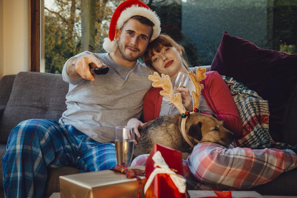 sorprede a tu pareja con Netflix en casa
