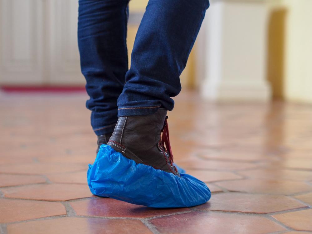 desinfectar zapatos por coronavirus