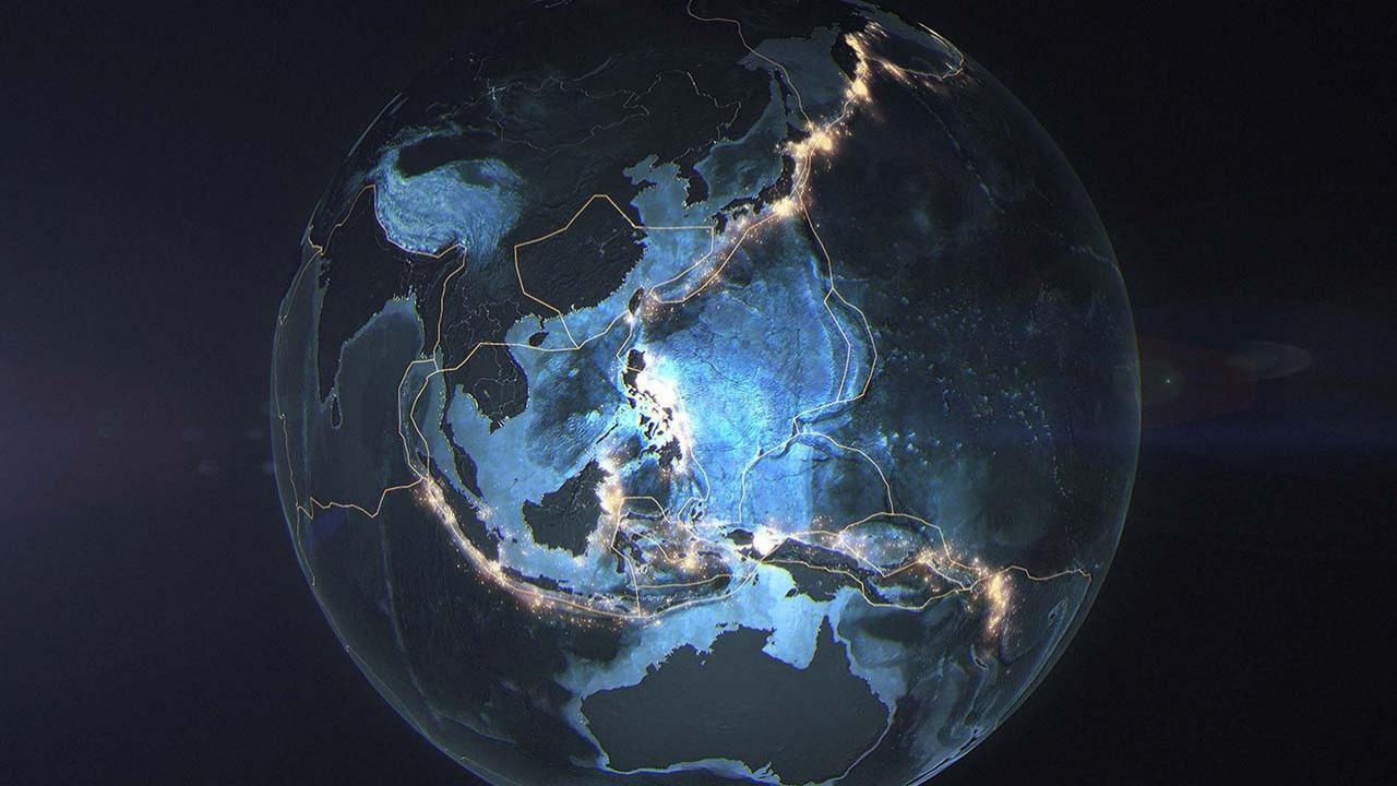 Rayos X de la Tierra