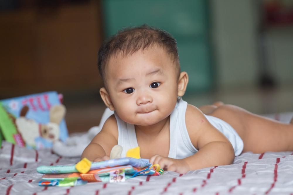 ejercicios de estimulación temprana para tu bebé