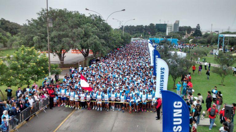 lugares para correr en Lima: El pentagonito