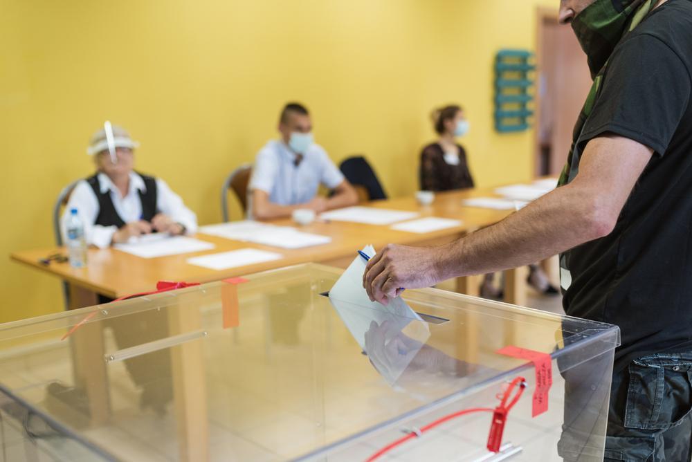 8 recomendaciones para ir a votar y evitar contagios de la Covid-19