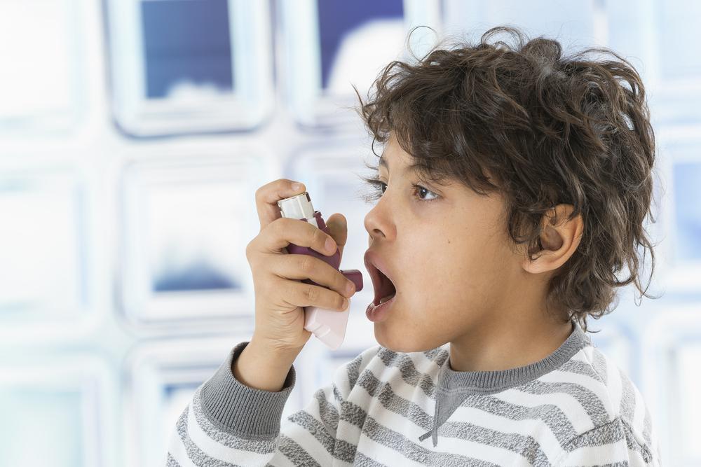Estas son las 7 enfermedades respiratorias en niños más comunes