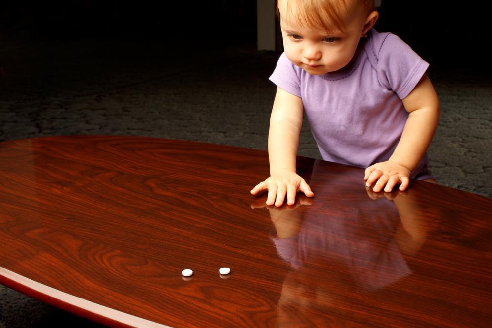 10 formas de prevenir que un niño se intoxique con medicamentos