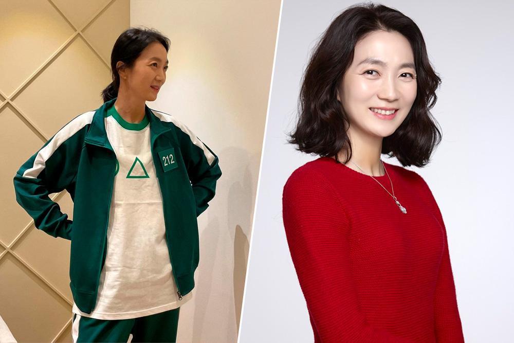 Han Min-yeo como Kim Joo-ryeong