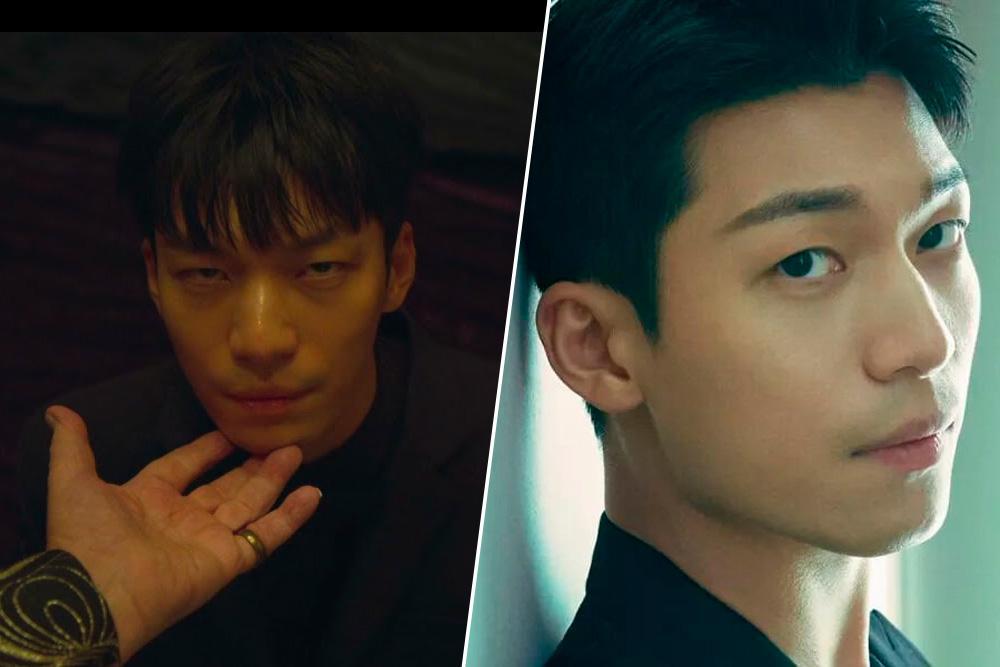 Hwang Joon-ho como Wi Ha-joon