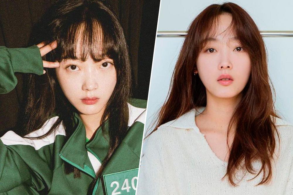 Ji-yeong como Lee You-mi