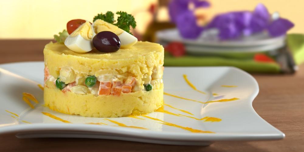 9 platos peruanos y sus versiones vegetarianas