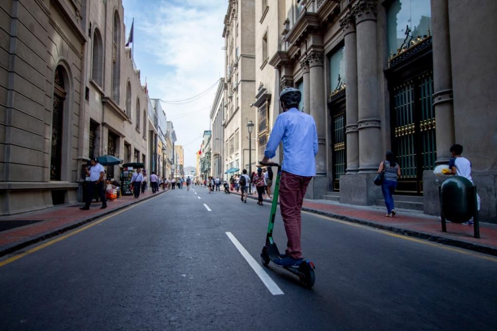 ¿Lima está preparada para el transporte sostenible?