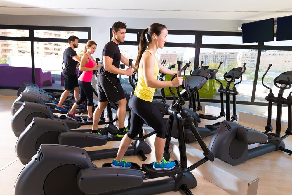 maquina eliptica ejercicios para adelgazar