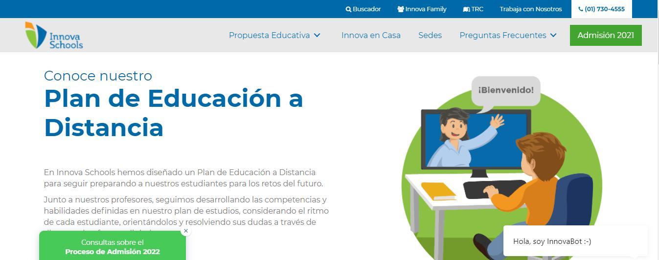 marketing digital para instituciones  web