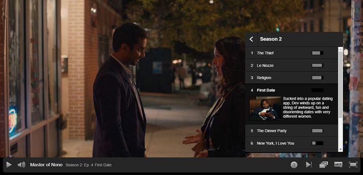 Descarga películas y series para verlas sin conexión