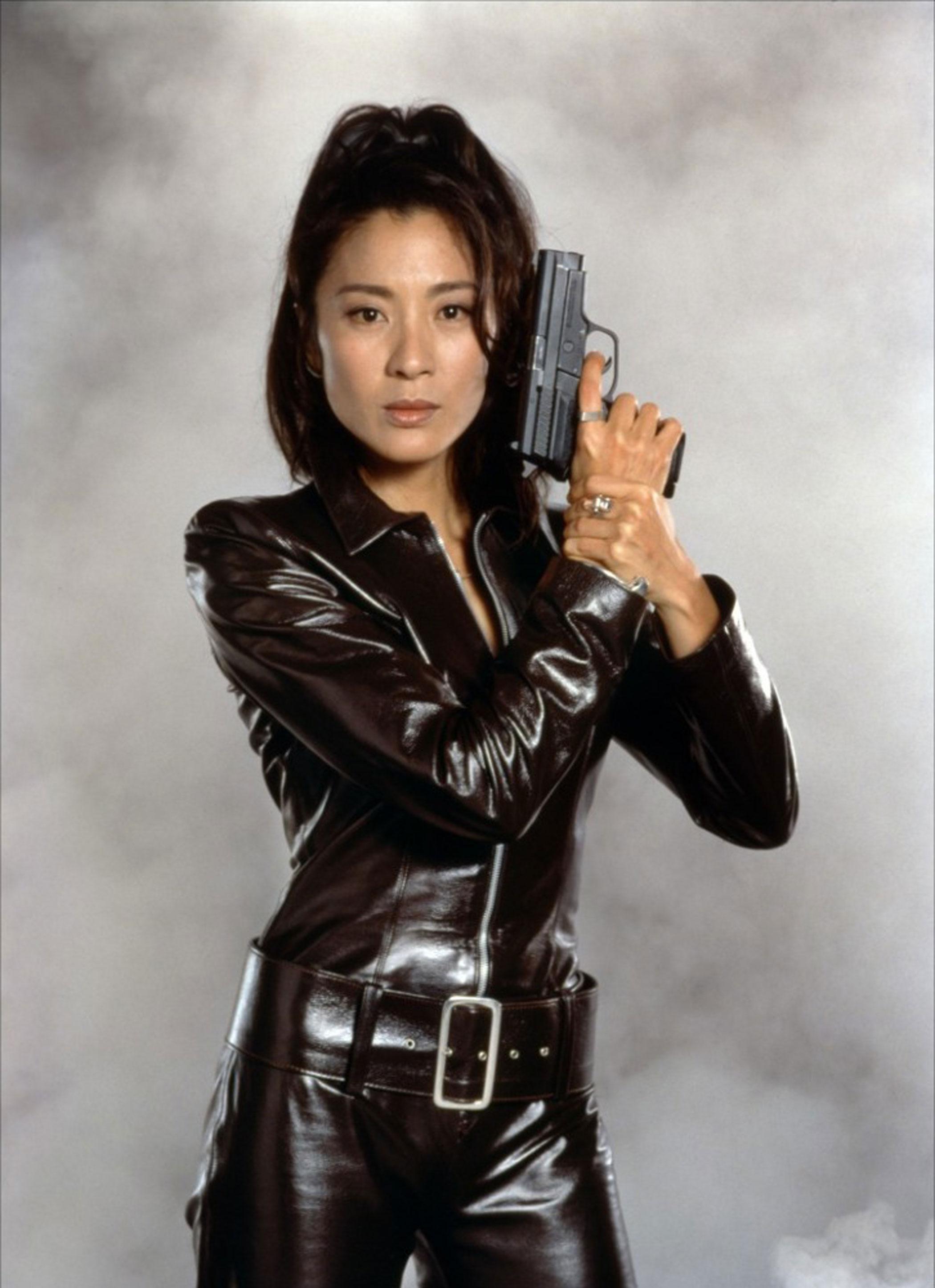 Michelle Yeoh (Wai Lin) / 'Tomorrow Never Dies'