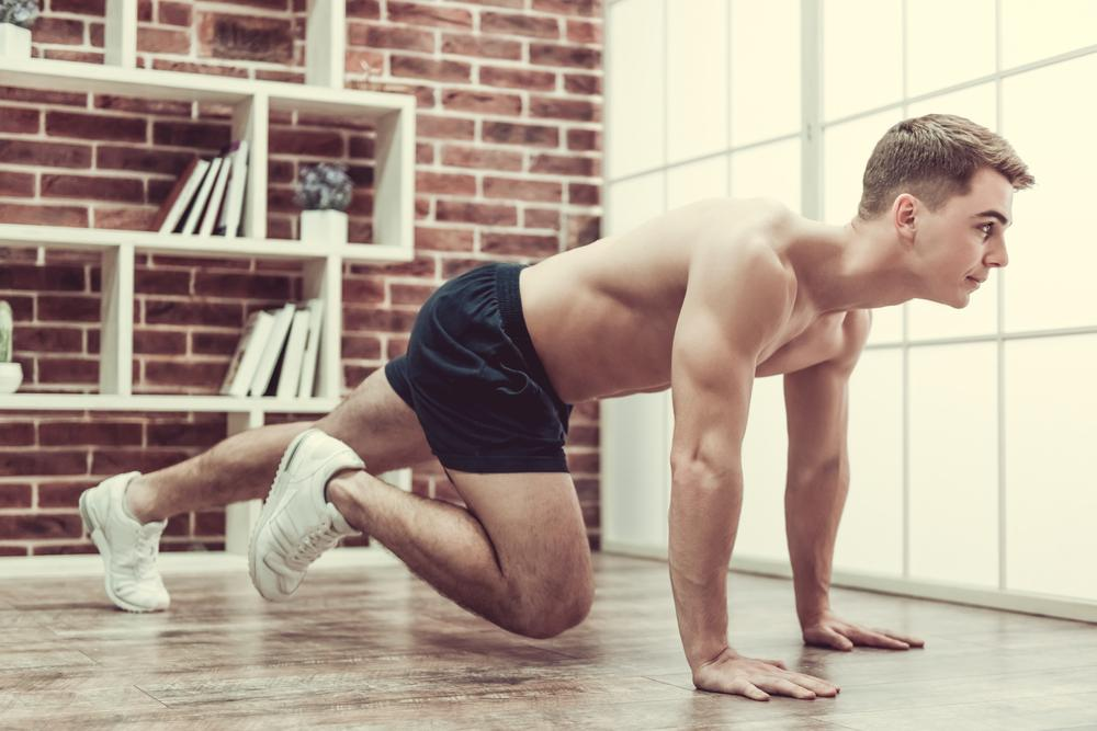 mountain climbers functional training
