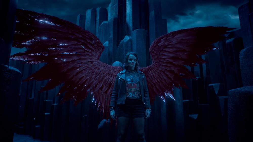 Nuevo ángel en Lucifer