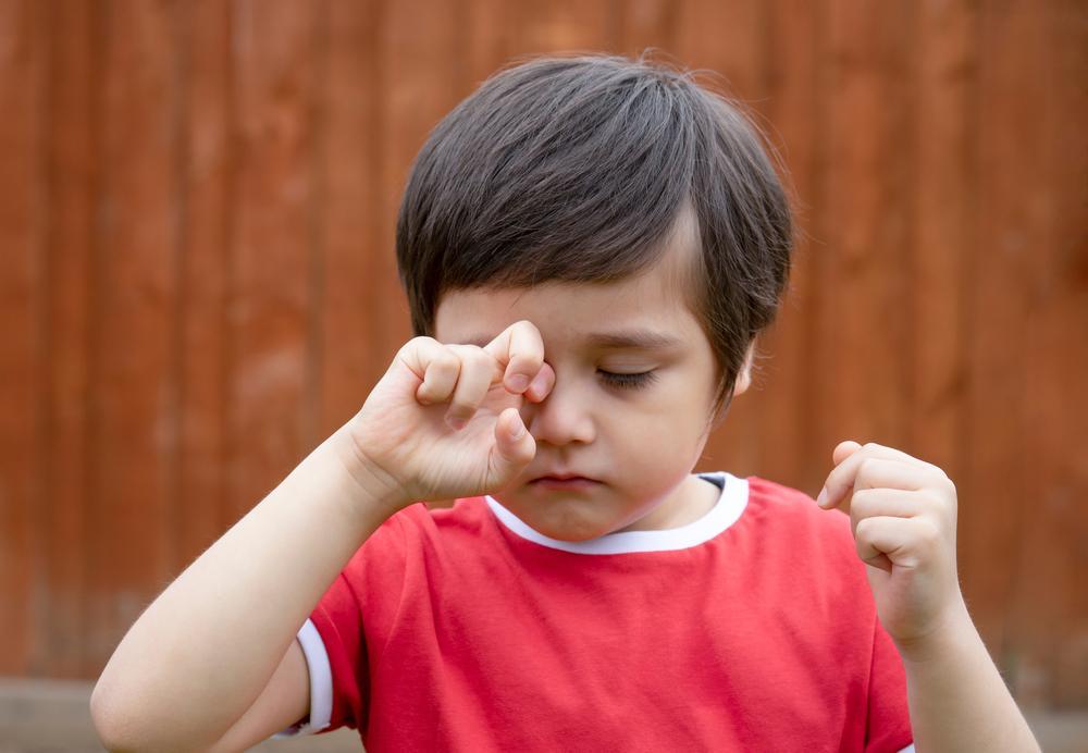 Ojeras en niños: ¿cuáles son las causas y cómo tratarlas?