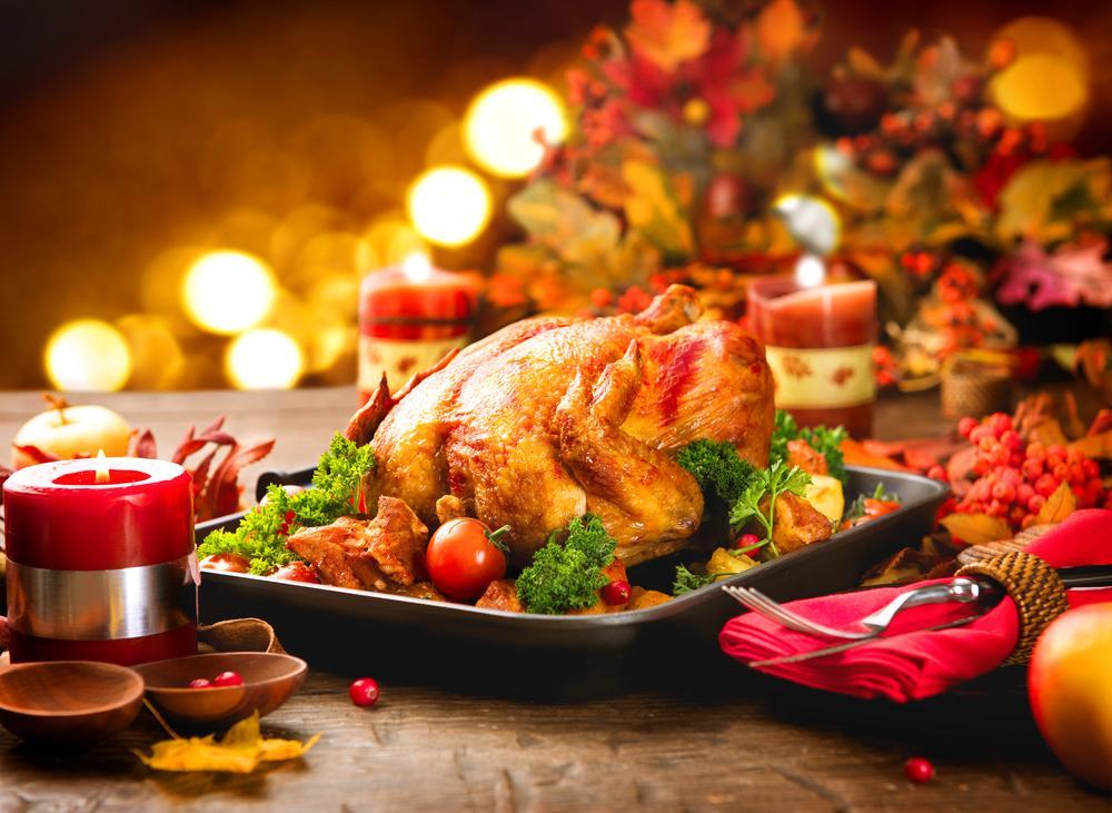 recetas navideñas saludables pavo al horno