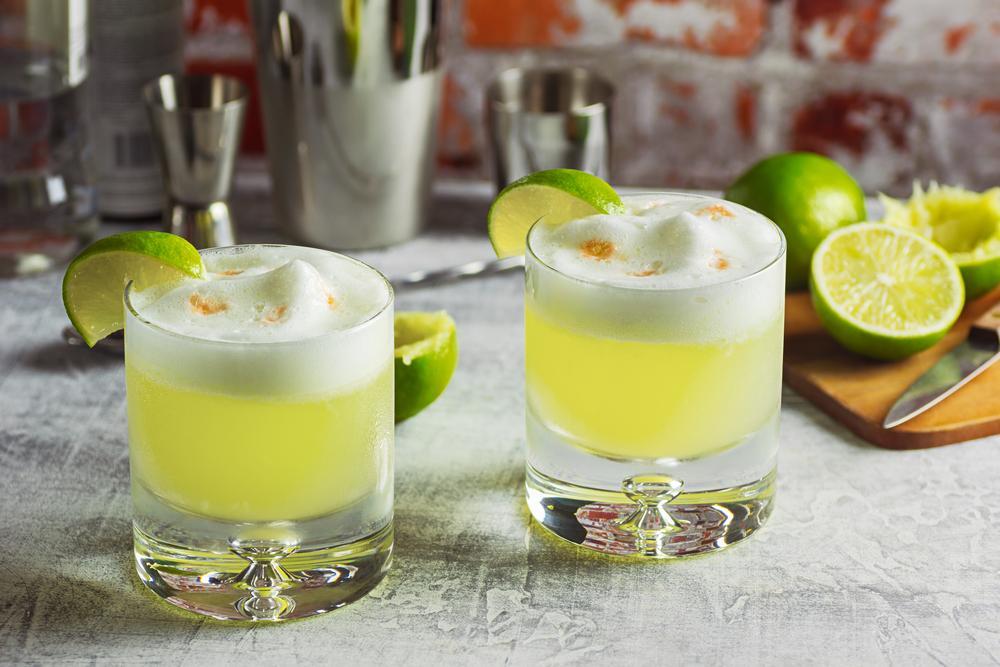 bebidas peruanas pisco sour