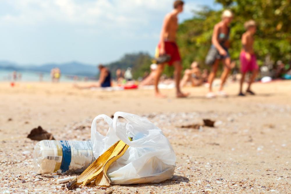 Playas contaminadas en Lima