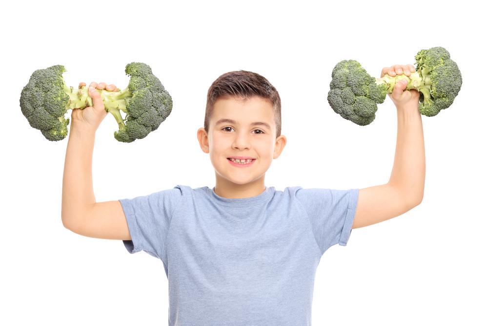 ¿Por qué es importante que los niños consuman verduras y cómo lograrlo?