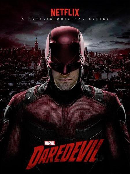 Poster oficial Daredevil
