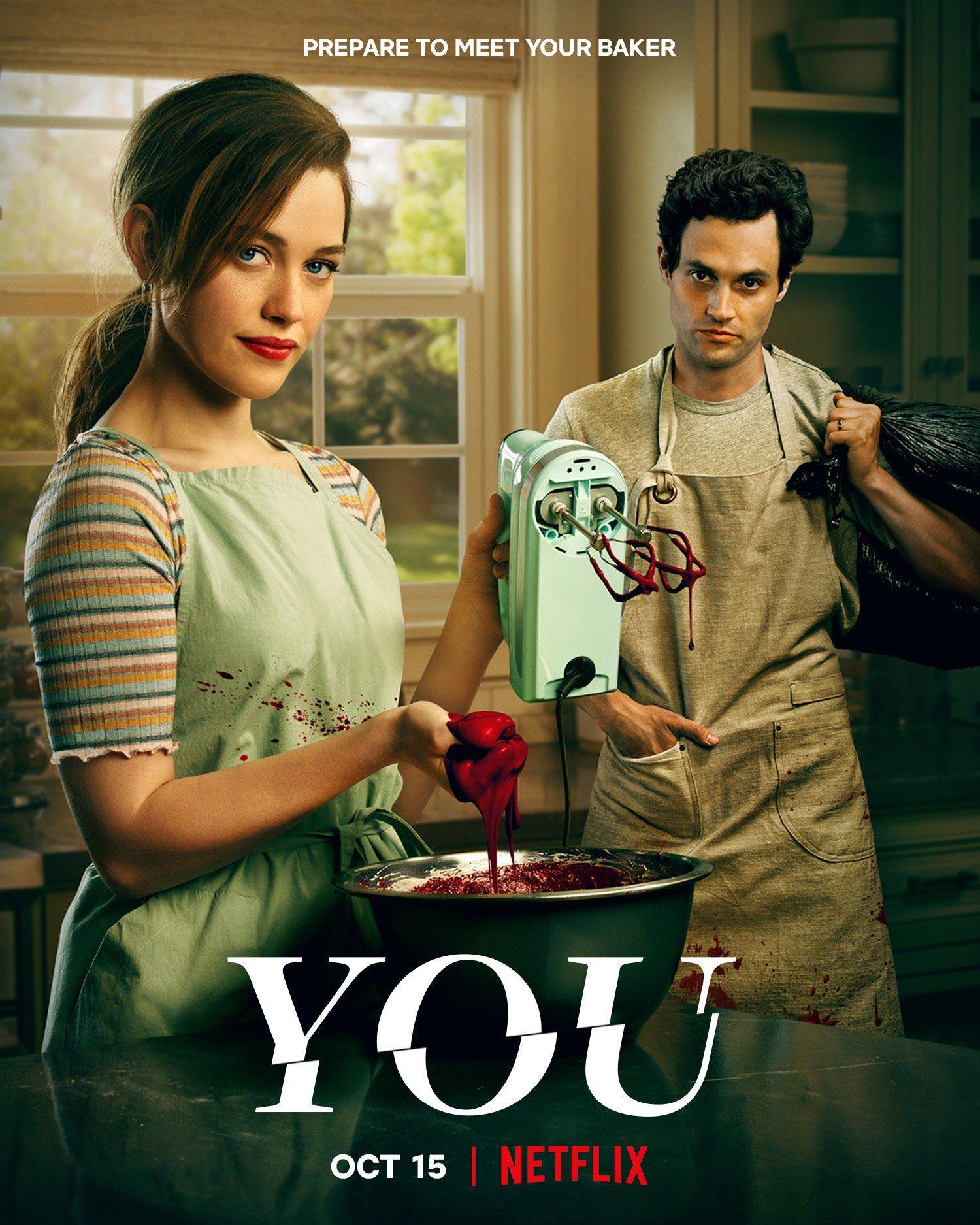 poster oficial you temporada 3