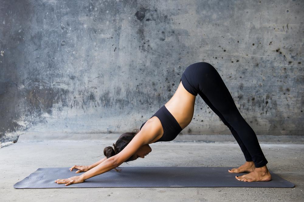 yoga en casa por cuarentena