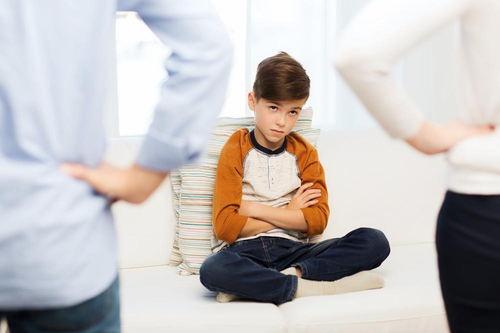 qué hago si mis hijos no me hacen caso