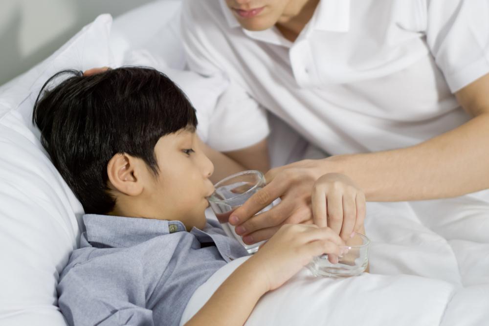 5 remedios caseros para bajar la fiebre en niños