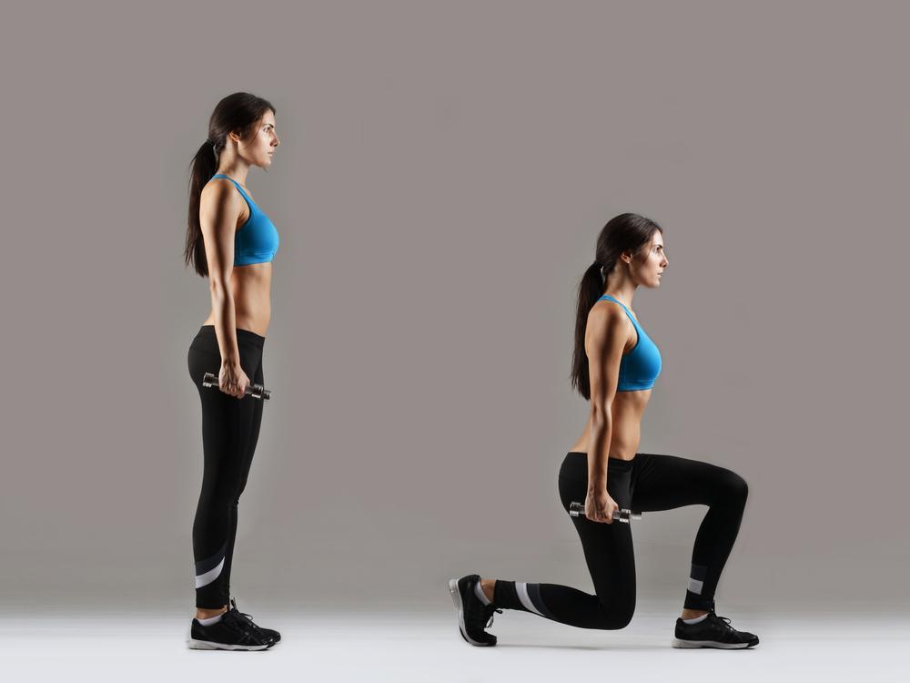 rutina de ejercicios para glúteos y piernas