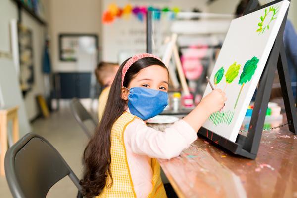 Arte en los niños y niñas
